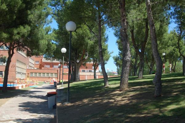 Instalaciones Residencia de Estudiantes Ramon Pignatelli Zona Ocio